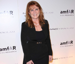 Sarah Ferguson says she is at her happiest weight