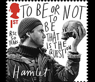 Stamp honour for David Tennant