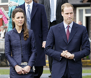 Kate Middleton admits pre-wedding nerves