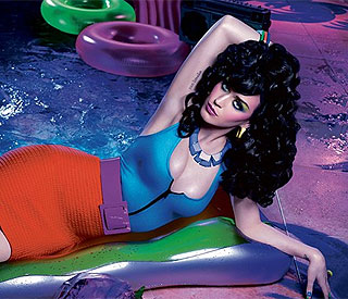 Katy Perry unveiled as new face of ghd