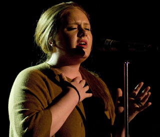 Adele on weight: 'I make music for ears, not eyes'