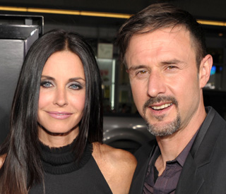 Courteney Cox and David Arquette 'better than ever'