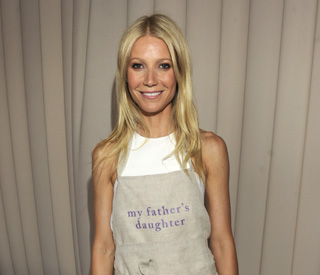 Cookbook success for Gwyneth Paltrow