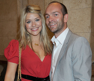 Holly Willoughby gives birth to 'amazing' little girl