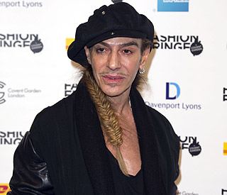 John Galliano sacked from his own fashion label