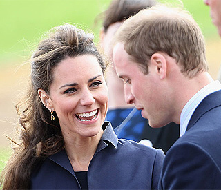 Sunshine predicted for William and Kate's big day