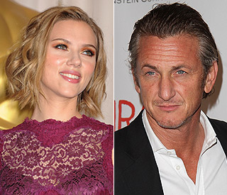 Scarlett Johansson 'moves in' to Sean Penn's home
