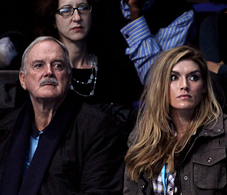 John Cleese could be set to marry for the fourth time