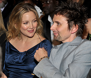 Kate Hudson: Why I fell for Brit rocker Matt Bellamy