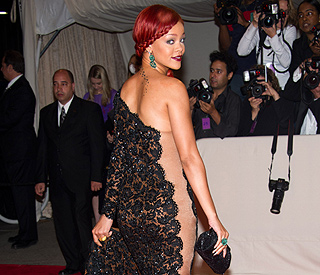 Hit or miss? Vote now on Rihanna's style