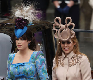Philip Treacy: 'Princess Beatrice looked gorgeous'