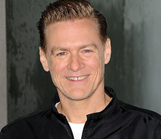 Bryan Adams becomes a first-time father