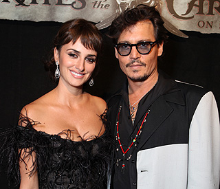 Johnny Depp: 'Penelope made me feel broody'