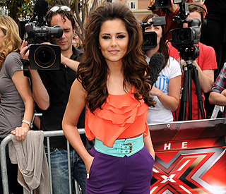 Hit or miss? Vote now on Cheryl Cole's style