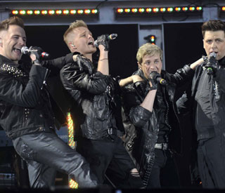 Westlife and Mary Byrne to welcome the Queen