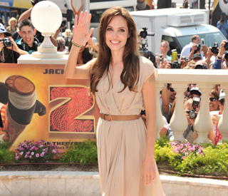 Angelina praises 'lessons' for her kids in new film