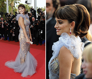 Penelope Cruz goes for the chop for 'Pirates' unveiling
