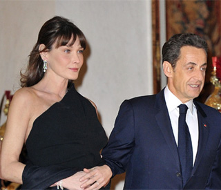 Sarkozy's father confirms Carla is pregnant
