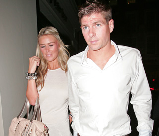 Steven Gerrard expecting baby number three