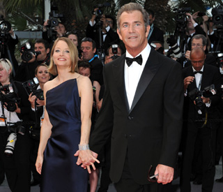 Troubled Mel Gibson puts on a brave face in Cannes