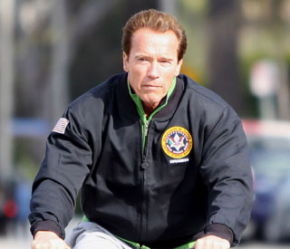 Arnold Schwarzenegger puts acting comeback on hold