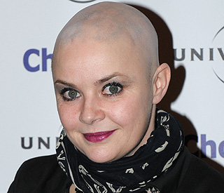 Gail Porter recovering after trying to take her own life