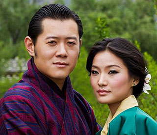 King of Bhutan announces engagement