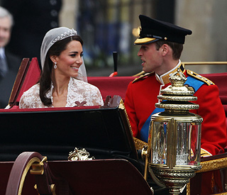 William and Kate return from 'memorable' honeymoon