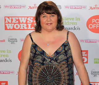Cheryl Fergison ties the knot with her young love