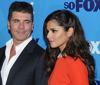 Cheryl Cole holds talks with Simon after 'X Factor' axe