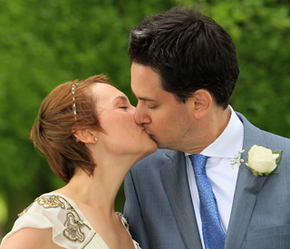 Ed Miliband weds long-term love in intimate ceremony