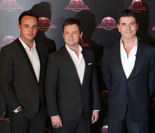Simon Cowell teased by Ant and Dec over Cheryl