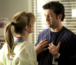 No more scrubs for 'Grey's Anatomy's Patrick Dempsey
