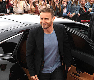 Double shifts for 'X Factor' judge Gary Barlow