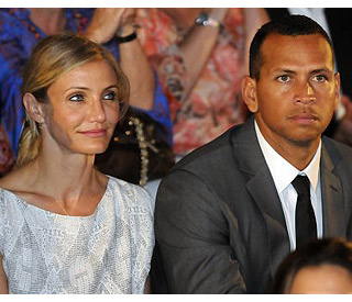 Game over for Cameron Diaz and Alex Rodriguez