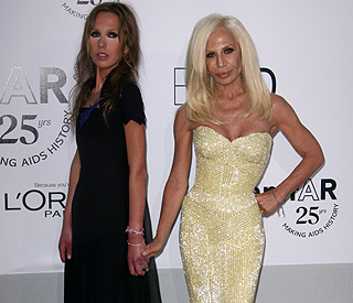 'I wanted to be no-one': Allegra Versace on anorexia