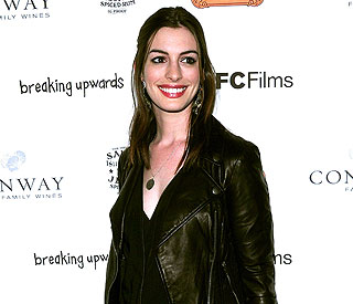 No one packs a punch like Anne Hathaway