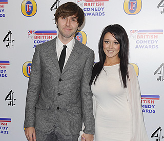 'Inbetweeners' actor James Buckley to become a dad