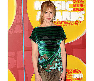 Hit or miss? Vote now on Nicole Kidman's style