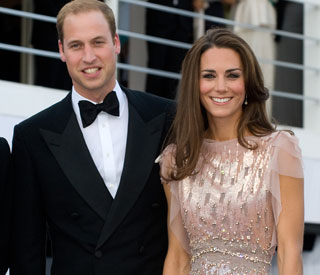 Kate and William dazzle at charity gala
