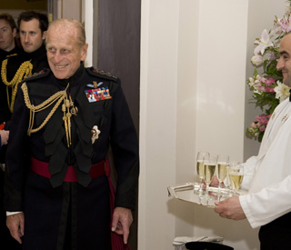 Birthday salute for Prince Philip, 90