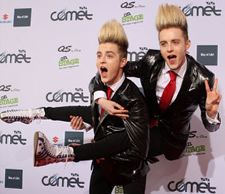 Jedward reveal plans for Hollywood stardom