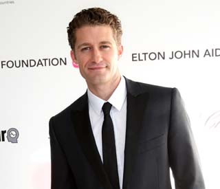Matthew Morrison: working with Elton was 'surreal'