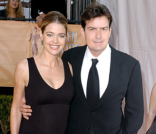 Denise Richards: Charlie and I had 'beautiful love story'