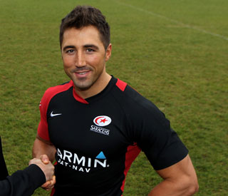 Gavin Henson looking for love on 'The Bachelor'