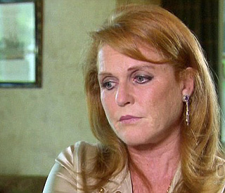 Sarah Ferguson: If it wasn't for Andrew, I'd be homeless