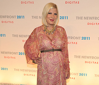 Tori Spelling 'in shock' after recent car crash