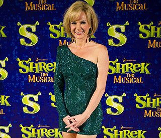 Amanda Holden's 'Shrek' proves hit with the critics