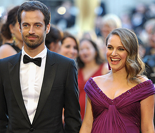 It's a baby boy for Natalie Portman and fiancé Benjamin