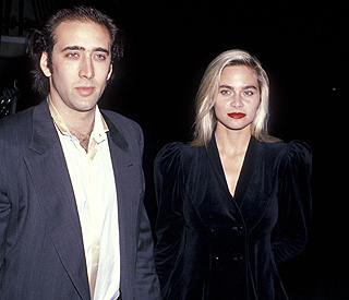 Nicolas Cage and ex settle heated dispute